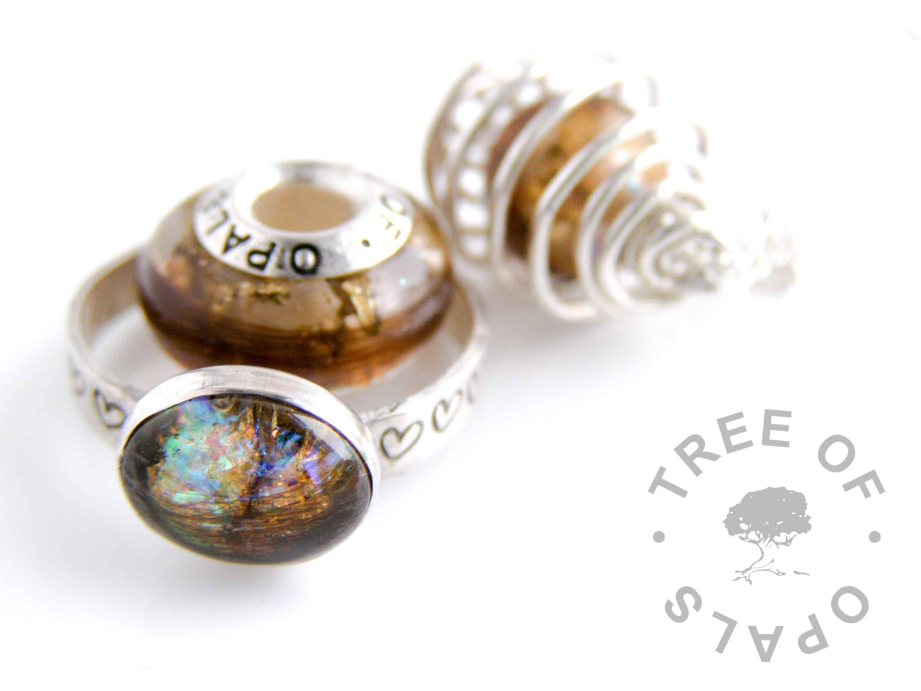 Tree of Opals keepsake jewellery 2017