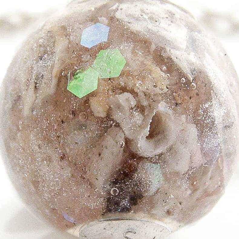 unicorn white colour ash pearl